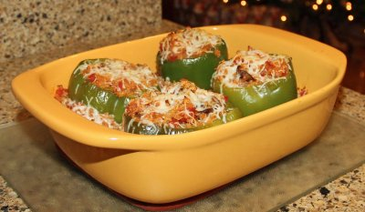 Stuffed Peppers, Family Size