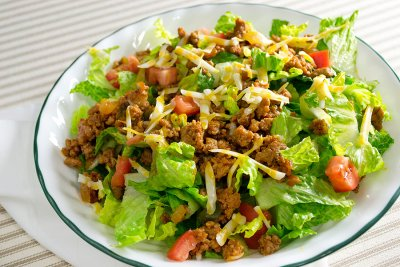 Turkey Bit Salad