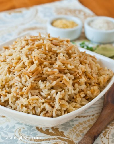 Rice Mix, Classic Pilaf with Seasonings