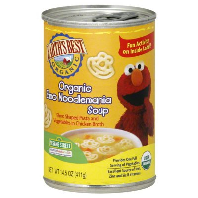Soup, Elmo, Noodlemania
