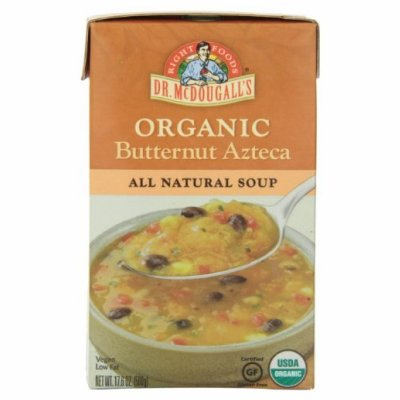 Orgganic Butternut Azteca All Natural Soup