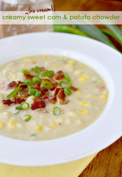 Potato Soup, New England