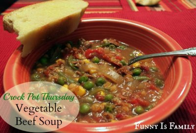Soup, Country Vegetable