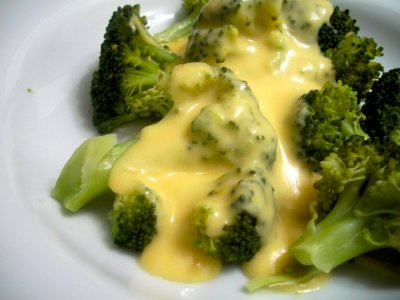 Broccoli & Cheese Sauce