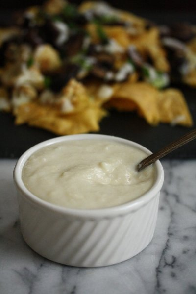 Cauliflower & Cheese Sauce