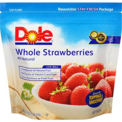 Strawberries, Whole All Natural
