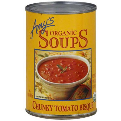 Chunky Tomato Bisque