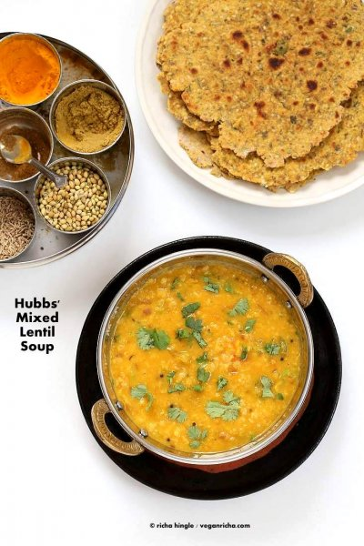 Curried Lentil, Indian Dal