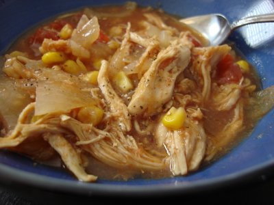 Delicious Brunswick Stew with Chicken