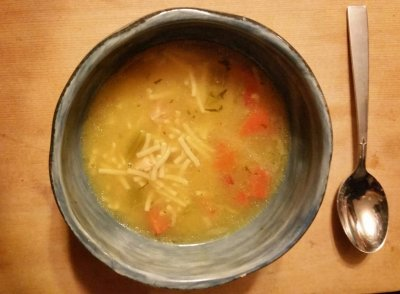Soup, Chicken with Noodles, Low Sodium