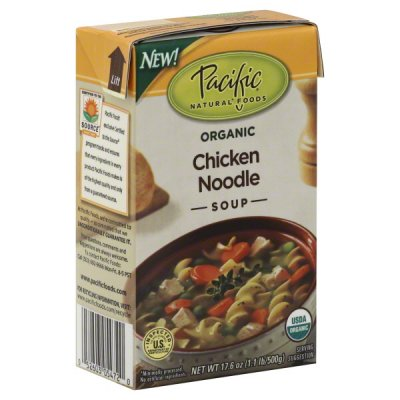 Organic Chicken Nooodle Soup