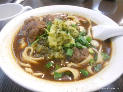 Soup, Hearty Beef Noodle