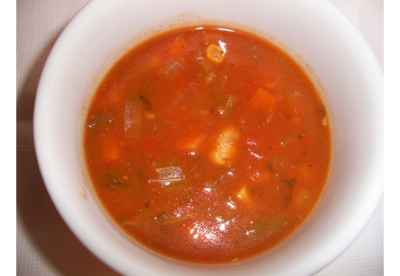 Soup, Savory Vegetable Barley