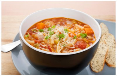 Soup, Minestrone, Vegetable Classics