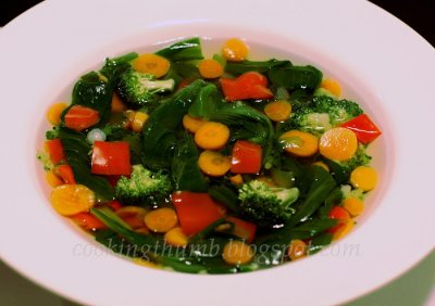 Soup, Vegetable