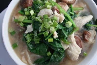 Asian Style Chicken Noodle