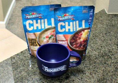 Chili Southwest Style, White Chicken Chili With Beans