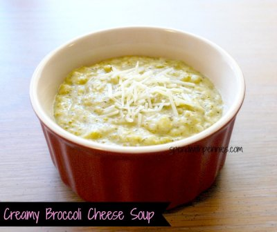 Chunky Chicken Broccoli Cheese With Potato, Soup
