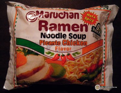Hot & Spicy Chicken Flavor Ramen Noodle Bowls