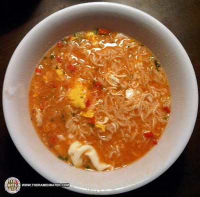 Japanese Style Noodles With Soup Base, Oriental Flavor