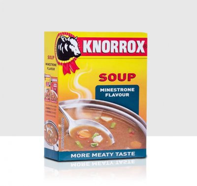 Minestrone, Soup Mix