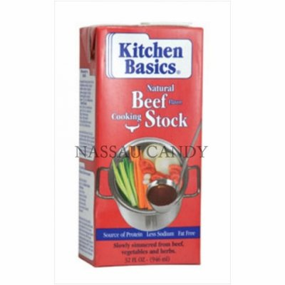 Beef Stock, Cooking, Original