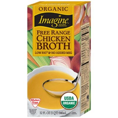 Chicken Broth, Free Range