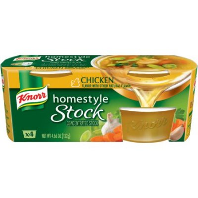 Homestyle Chicken Stock