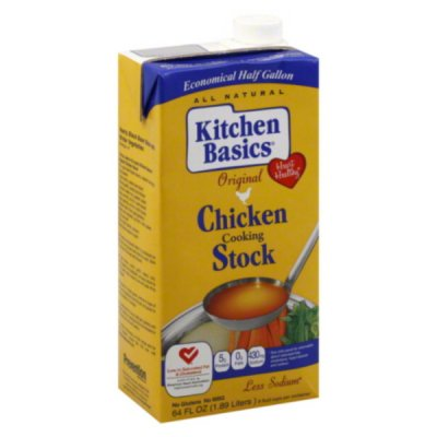 Original Chicken Cooking Stock