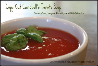 Soup, Classic Tomato, Less Sodium