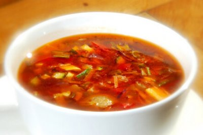 Soup, Condensed, Vegetarian Vegetable
