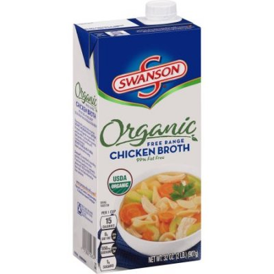 Chicken Broth, Organic