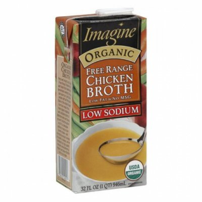 Free Range Chicken Broth