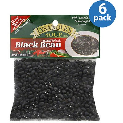 Soup Mix, Traditional Black Bean