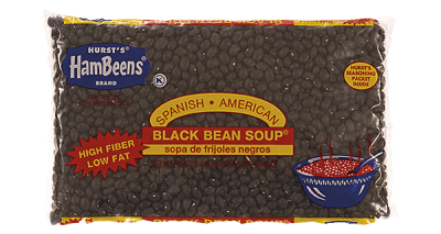 Black Bean Soup, Spanish/American