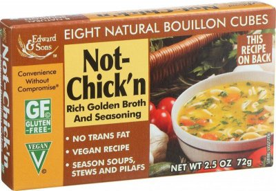 Bouillon Cubes Not-Chick'n