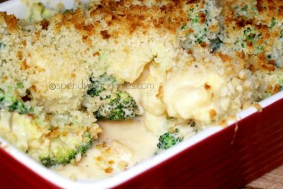 Condensed Soup, Broccoli Cheese