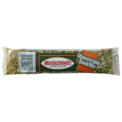 Soup Mix, Minestrone