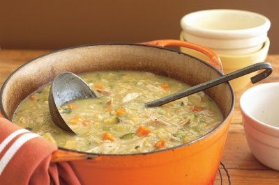 Vegetable Broth, Hearty