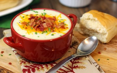 Condensed Soup, Cream of Potato