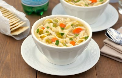 Soup, Homestyle Chicken Noodle