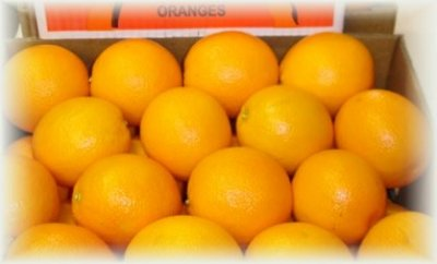 Orange, Delta, Seedless, Medium