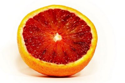 Organic, Orange, Blood