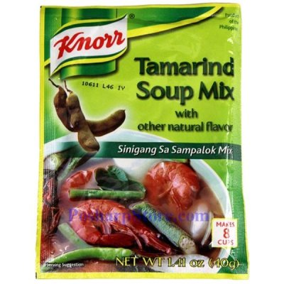 Tamarind Soup Mix With Other Natural Flavor