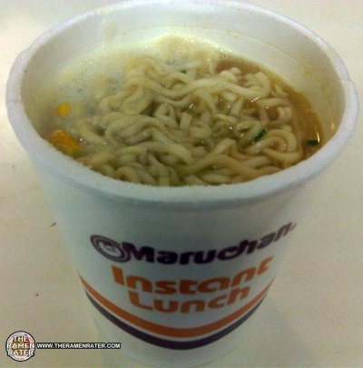 Instant Lunch, Roast Chicken Flavor, Ramen Noodles With Vegetables