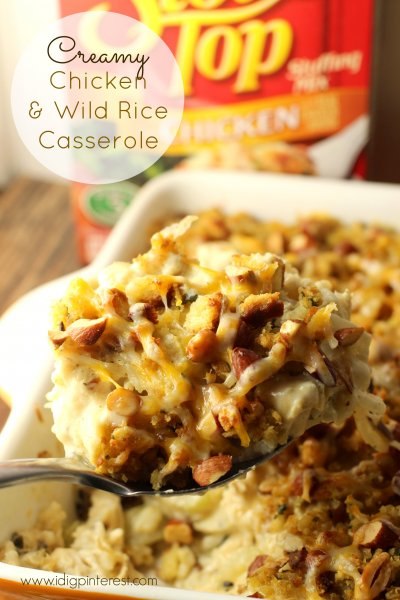 Soup Mix, Creamy Wild Rice