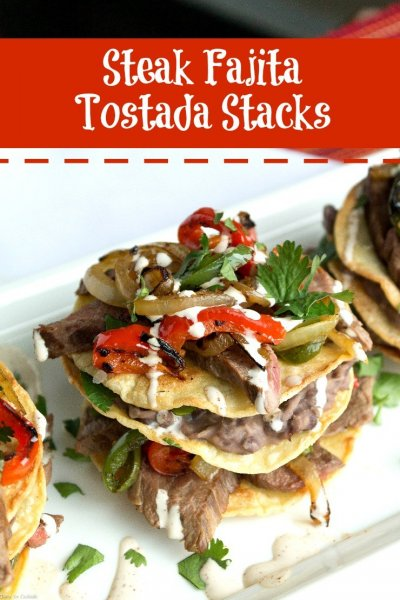 Grilled Peppers- Stacks