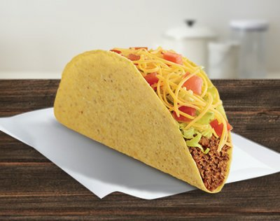 Double Beef Classic Taco