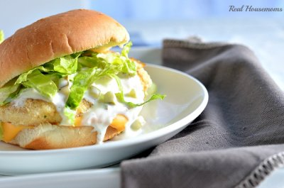 Halibut Fillet Sandwich, w/out tartar sauce