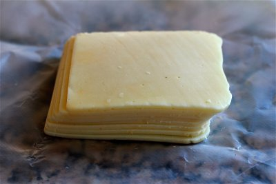 White American Cheese